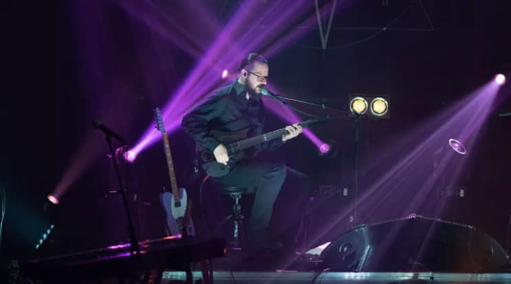 Review of Ihsahn live performance at Munin Live – loudersound.com
